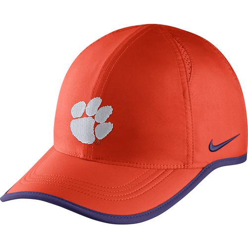 Nike Men's Clemson University COL Featherlight Cap