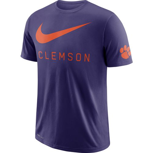 Nike Men's Clemson University Dri-Fit DNA T-Shirt