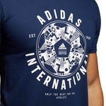 adidas Men's ADI International Soccer T-shirt - view number 5