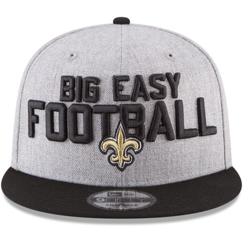 New Era Men's New Orleans Saints Draft On Stage 9FIFTY Cap