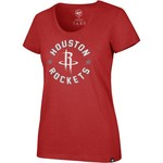 '47 Houston Rockets Women's New Circle Club T-shirt - view number 2