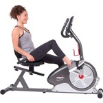 Body Champ Magnetic Recumbent Exercise Bike - view number 3