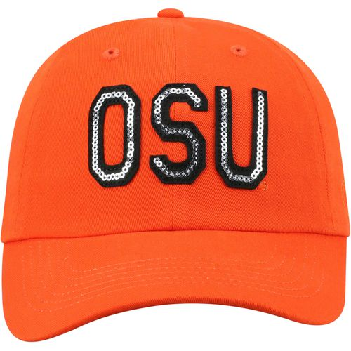 Top of the World Women's Oklahoma State University Glow District Ball Cap