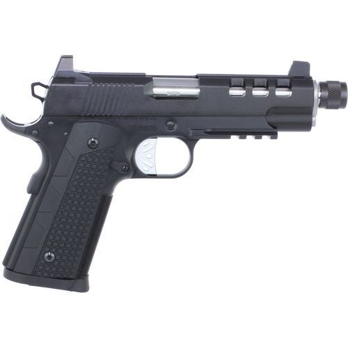Dan Wesson Discretion Vigil Commander 9mm Semiautomatic Pistol