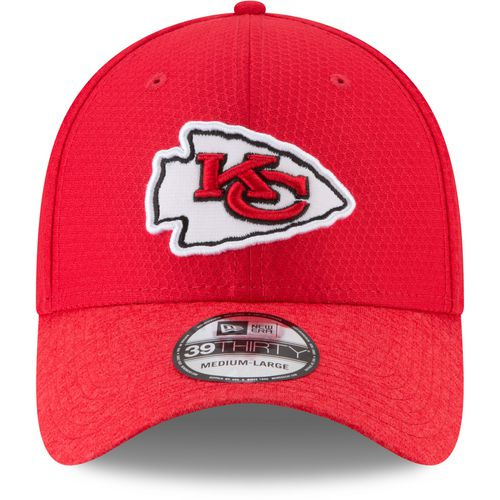 New Era Men's Kansas City Chiefs 39THIRTY Popped Shadow Cap