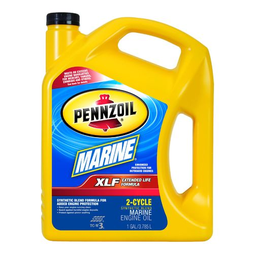 Image for Pennzoil Marine XLF SYN Blend TC-W3 Oil from Academy