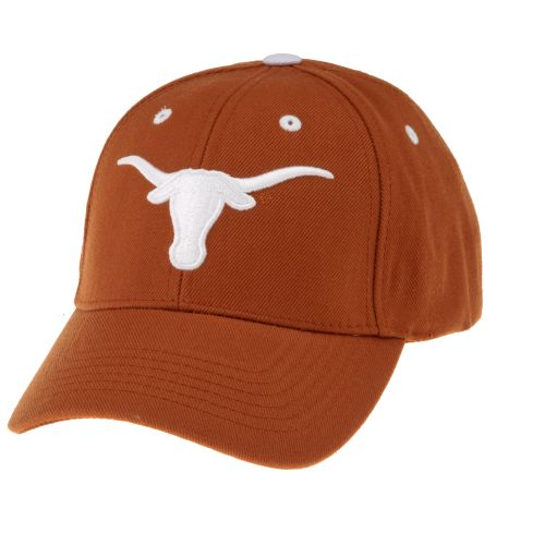 Top of the World Adults' Texas Longhorns Triple Conference Baseball Cap