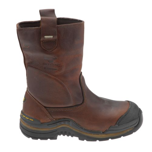 Dr. Martens Men s Rigger Waterproof Work Boots
