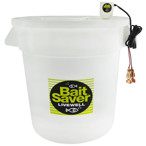 Display product reviews for Marine Metal Products Bait Saver™ 20-Gallon Livewell