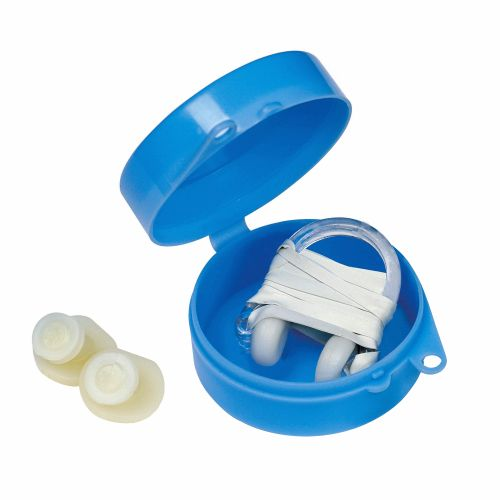 INTEX® Earplugs and Nose Clip Combo Set