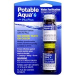 Potable Aqua® Water Purification Tablets with PA Plus 2-Pack