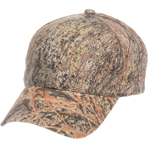 Image for Outdoor Cap Adults' 6-Panel Twill Cap from Academy