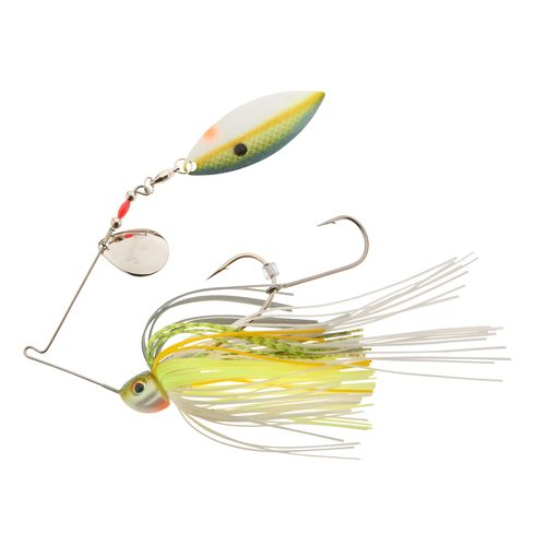 Strike King Tour Grade 3/8 oz Tandem Blade Spinnerbait - view number 1