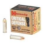 Hornady Critical Defense® .38 Special +P 110-Grain Handgun Ammunition