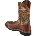 Justin Men's Stampede® Steel-Toe Work Boots - view number 3