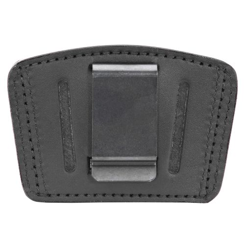 Image for Blackhawk!® Small Leather Ambidextrous Belt Slide Holster from Academy