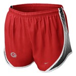 Nike Women's University of Georgia Seasonal Tempo Short