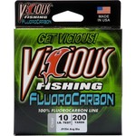 Vicious 10 lb. - 200 yards Fluorocarbon Fishing Line