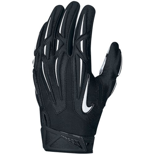 Nike Lineman Gloves Xl: Adidas Adults' Techfit 1/2 Finger Lineman Football Gloves