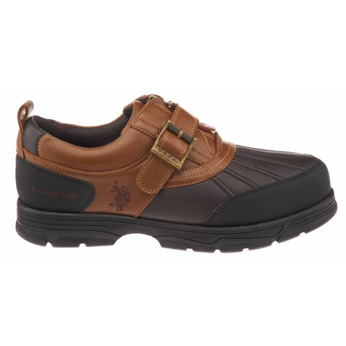 U.S. Polo Men's Zip Cord Casual Shoes