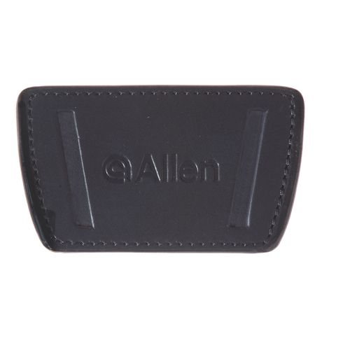 Allen Company Medium Leather Belt Slide Holster - view number 1