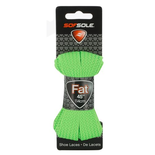 "Sof Sole® 45"" Fat Shoelaces"