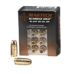 Magtech Guardian Gold .45 G.A.P. 185-Grain Jacketed Hollow-Point Centerfire Pistol Ammunition
