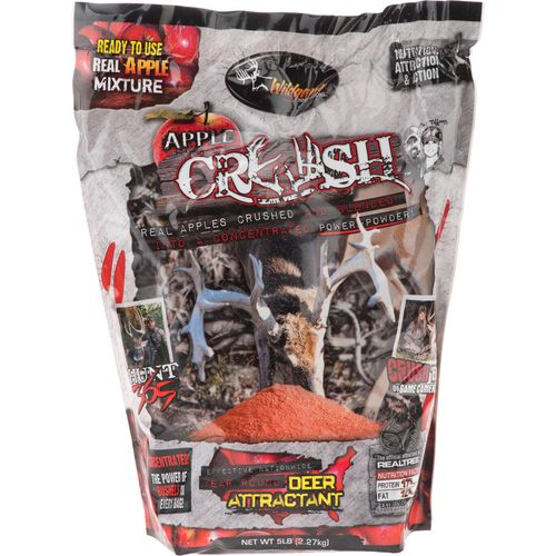 Display product reviews for Wildgame Innovations Apple Crush 5 lb. Deer Attractant