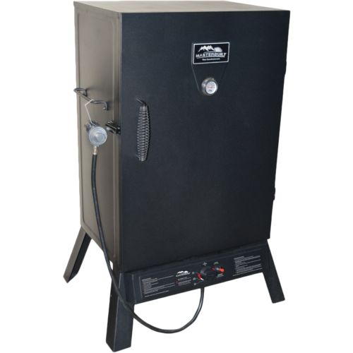 Display product reviews for Masterbuilt 40-inch Vertical Gas Smoker