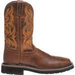 Justin Men's Tail Composition Toe Western Work Boots - view number 1
