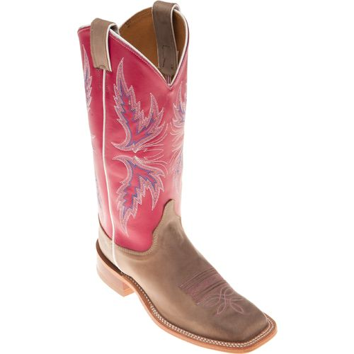 Justin Women's Bent Rail Vintage Cow Western Boots - view number 2