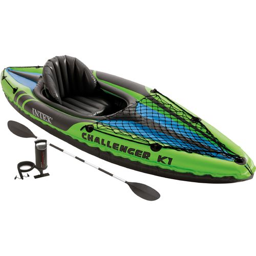 Display product reviews for INTEX Challenger K1 9 ft Inflatable Kayak