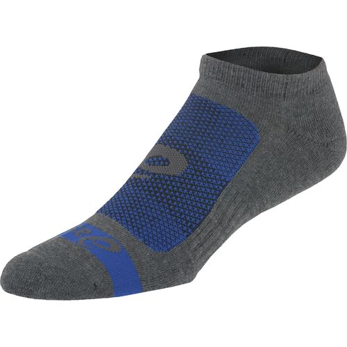 ASICS® Adults' Contend™ No-Show Socks 3-Pair