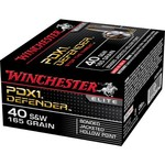 Winchester Bonded PDX1 .40 Smith & Wesson 165-Grain Handgun Ammunition - view number 1