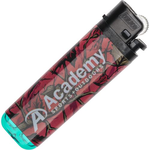 Image for Calico Jeweltone T6 and Camouflage Wrap Lighter from Academy