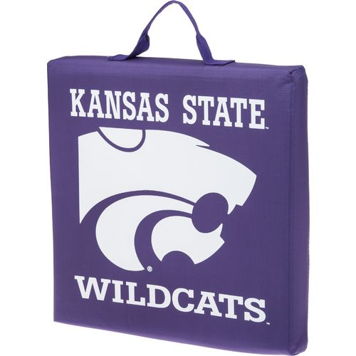 Logo Chair Kansas State University Stadium Cushion