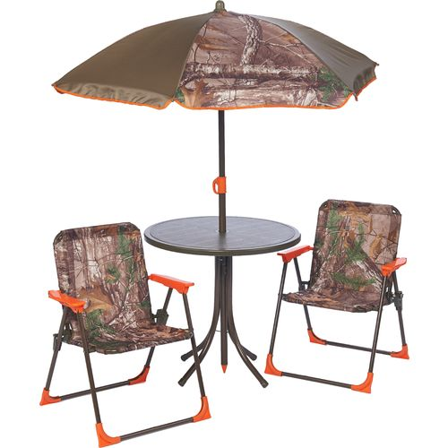 Mosaic Realtree Xtra Camo 4 Piece Patio Set