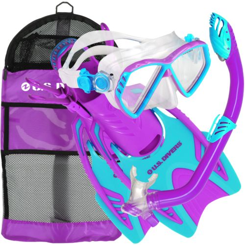 Display product reviews for U.S. Divers Youth Snorkeling Set