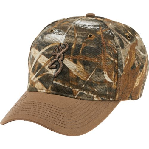 Browning™ Adults' Northfork Twill Cap