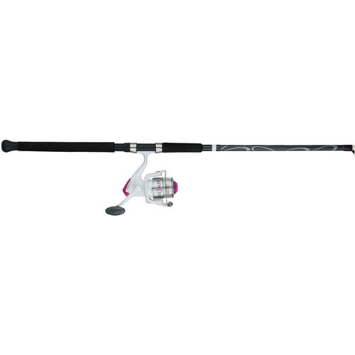 Display product reviews for Shakespeare® Ladyfish 7' M Spinning Rod and Reel Combo