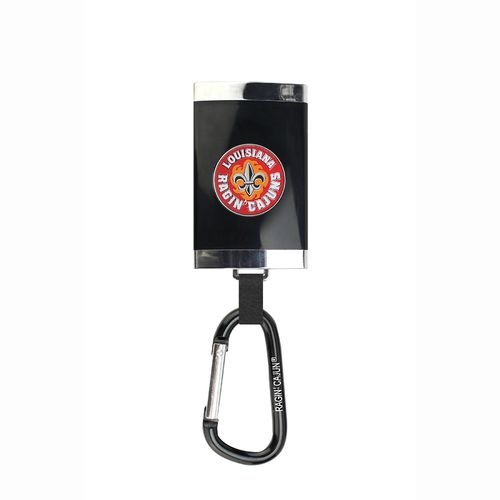 AES Optics University of Louisiana at Lafayette Carabiner Charger
