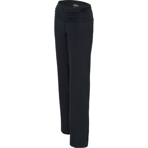 BCG  Women s Pleated Waistband Studio Pant