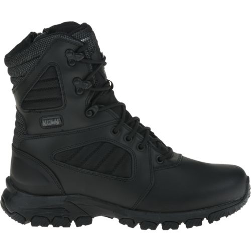 Display product reviews for Magnum Boots Men's Response III Side Zip Uniform Boots