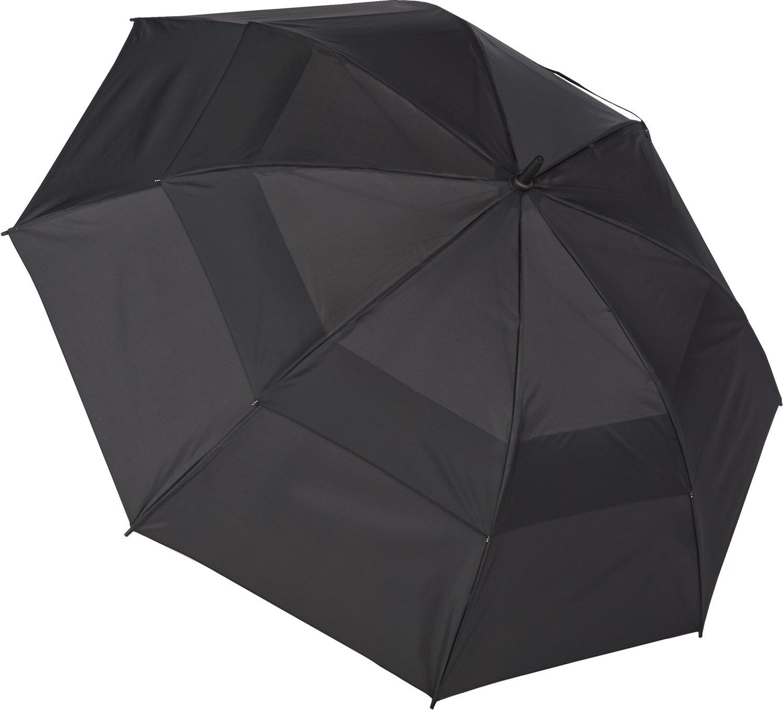 totes Adults' totesport Vented Canopy Auto Golf Umbrella