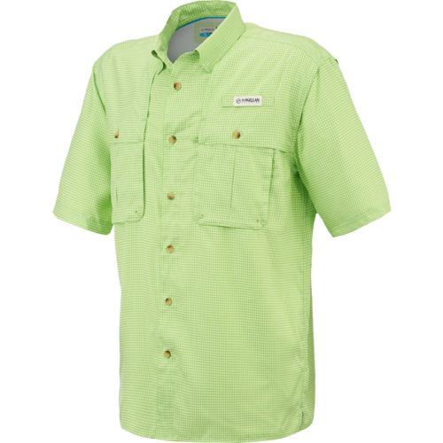 Image for magellan outdoors men 39 s aransas pass short for Magellan fishing shirts