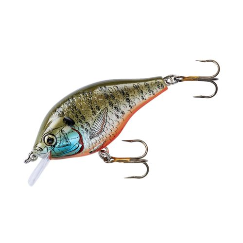 "Rebel Bluegill 2-1/2"" Barbless Lure Crankbait"