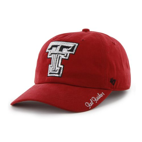 '47 Women's Texas Tech University Sparkle Team Color Cap