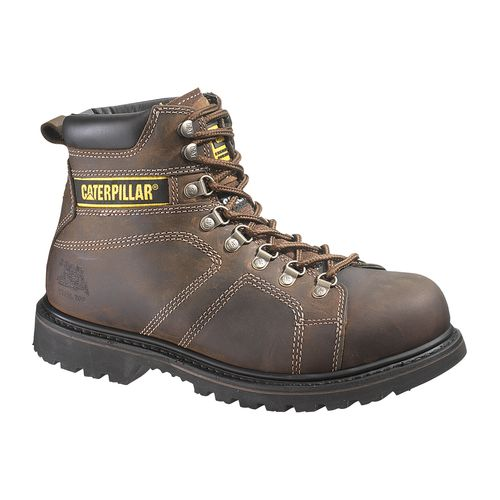 Cat Footwear Men's Silverton Steel-Toe Work Boots