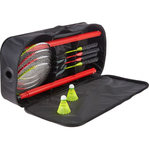 Display product reviews for Zume Badminton Set