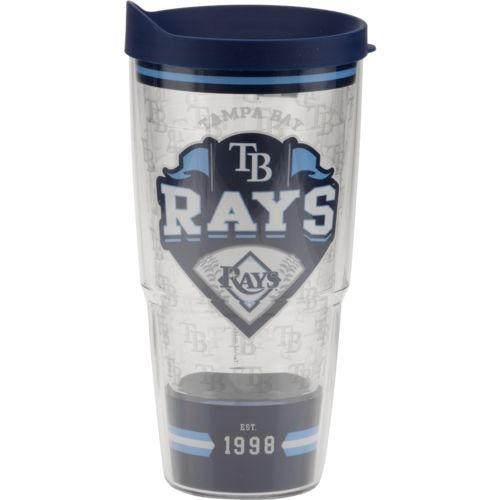 Tervis Tampa Bay Rays 24 oz. Tumbler with Lid